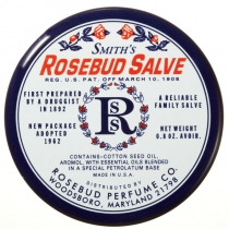 Smith's Rosebud Salve (Tin)