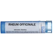 Rheum officinale - Multidose Tube
