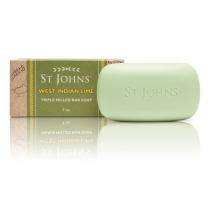 West Indian Lime Soap