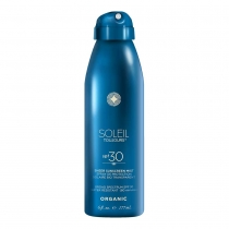Organic Sheer Sunscreen Mist SPF 30 - 6 oz