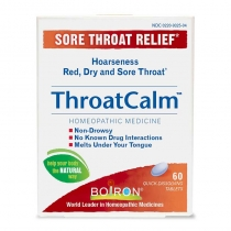 Throat Calm Tablets