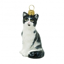 Joy To The World - The Apothecary Cat Ornament