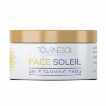 Face Soleil - Self Tanning Pads - 20 pads