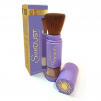 SunDust Bronzer - Self Tanning Brush-on Mineral Bronzer