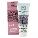 Shaving Cream Tube - Violets