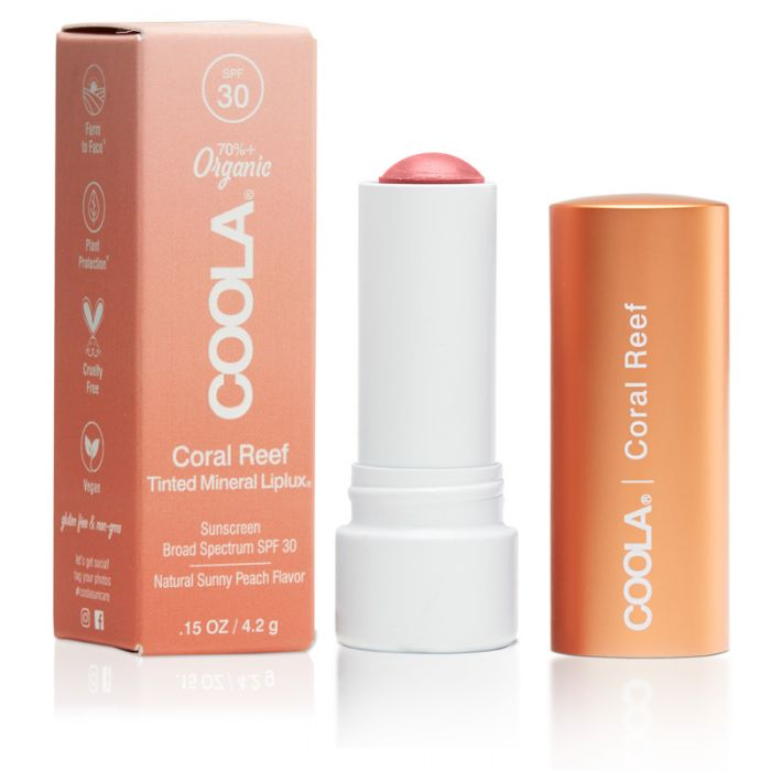 Image result for coola lip balm coral reef