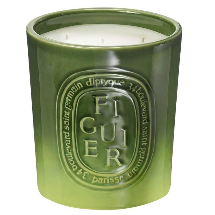 b10c62ac350 Diptyque Large Indoor & Outdoor Candle - Figuier (Fig Tree) | C.O. ...