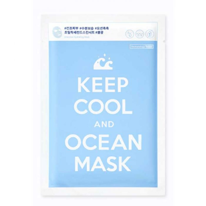 The Keep Cool and Ocean Mask travel product recommended by Amanda Tropila on Pretty Progressive.