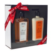 C.O. Bigelow Body Cleanser/Body Lotion Gift Set - Almond