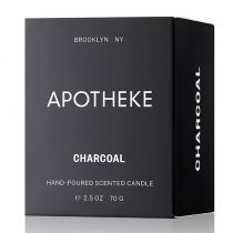 Apotheke Brooklyn Charcoal Votive Candle - 2.5 oz