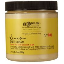 C.O. Bigelow Lemon Body Cream - No. 005 - 8 oz