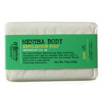 C.O. Bigelow Mentha Exfoliating Body Soap - No. 1413