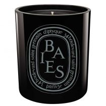 Diptyque Colored Glass Candle - Baies
