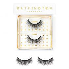 Battington Lashes Bardot - 3D Silk Lashes