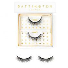 Battington Lashes Harlow - 3D Silk Lashes