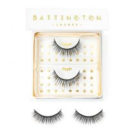 Battington Lashes Monroe - 3D Silk Lashes