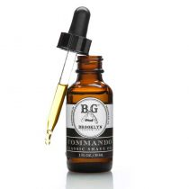 Brooklyn Grooming Commando Shave Oil
