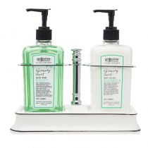 C.O. Bigelow Handwash/BodyLotion Caddy - Rosemary Mint