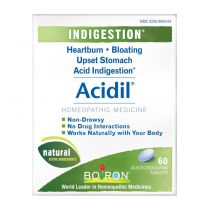 Boiron Acidil/Heartburn Tablets