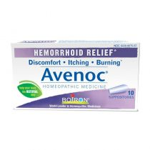 Boiron Avenoc Hemorrhoid Suppositories