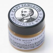 Captain Fawcett Moustache Wax - Lavender