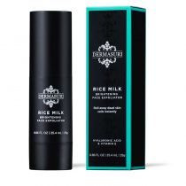 Dermasuri Rice Milk Face Brightening Face Exfoliator
