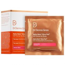 Dr Dennis Gross Skincare Alpha Beta Glow Pad for Body - 8 Packettes