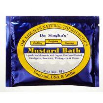 Dr. Singhas Mustard Bath  2 oz Packet