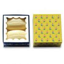 Kala Style Eggwhite Facial Soap with Chamomille Flowers - Box of 2
