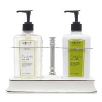 C.O. Bigelow Handwash/BodyLotion Caddy - Eucalyptus
