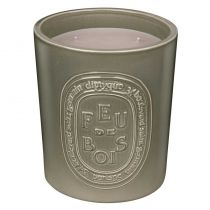 Diptyque Large Indoor & Outdoor Candle - Feu de Bois (Firewood)