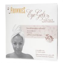 Frownies Anti-aging Under Eye and Eye Lid Gel Patches