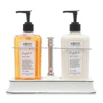 C.O. Bigelow Handwash/BodyLotion Caddy - Grapefruit