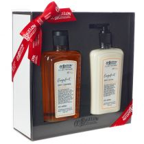 C.O. Bigelow Body Cleanser/Body Lotion Gift Set - Grapefruit