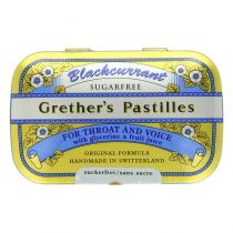 Grethers Blackcurrant - Sugar Free 3 3/4 oz
