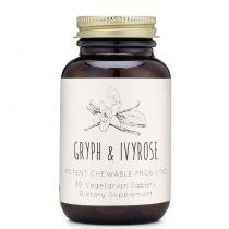 Gryph & Ivyrose Potent Chewable Probiotic Tablets