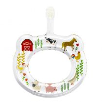 Hamico Baby's First Toothbrush - Farm Animals