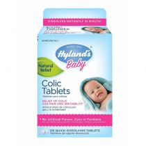 Hylands Baby Colic Tabelts