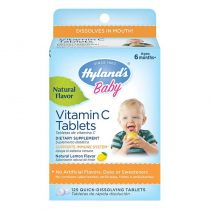 Hylands Baby Vitamin C Tablets