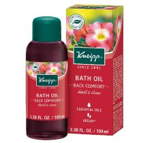 Kneipp Bath Oil - Back Comfort - 3.38 oz