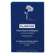 Klorane Smoothing and Relaxing Eye Patches