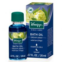 Kneipp Bath Oil - Valerian & Hops / Dream Away .67 oz