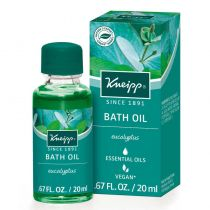 Kneipp Bath Oil - Eucalyptus .67 oz