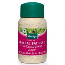 Kneipp Mineral Bath Salt - Juniper / Muscle Soothing