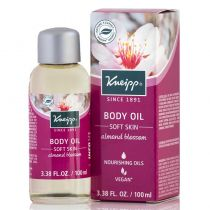 Kneipp Body Oil - Soft Skin - Almond Oil - 3.38 oz.