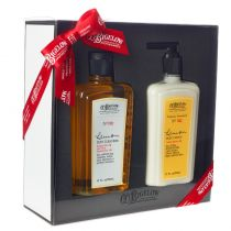 Body Cleanser/Body Lotion Gift Set - Lemon