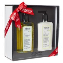 C.O. Bigelow Hand Wash/Body Lotion Duo Gift Set - Lime & Coriander