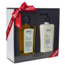 C.O. Bigelow Body Cleanser/Body Lotion Gift Set - Lime & Coriander