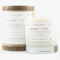 Manready Mercantile The Noble Series Soy Candle - Bergamot + Teak
