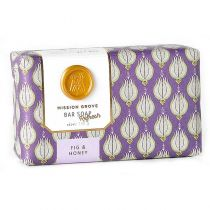 Soap and Paper Factory Mission Grove - Bar Soap - Fig & Honey